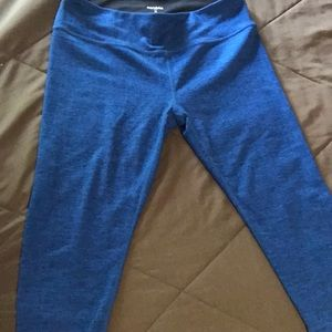 Manduka capri leggings
